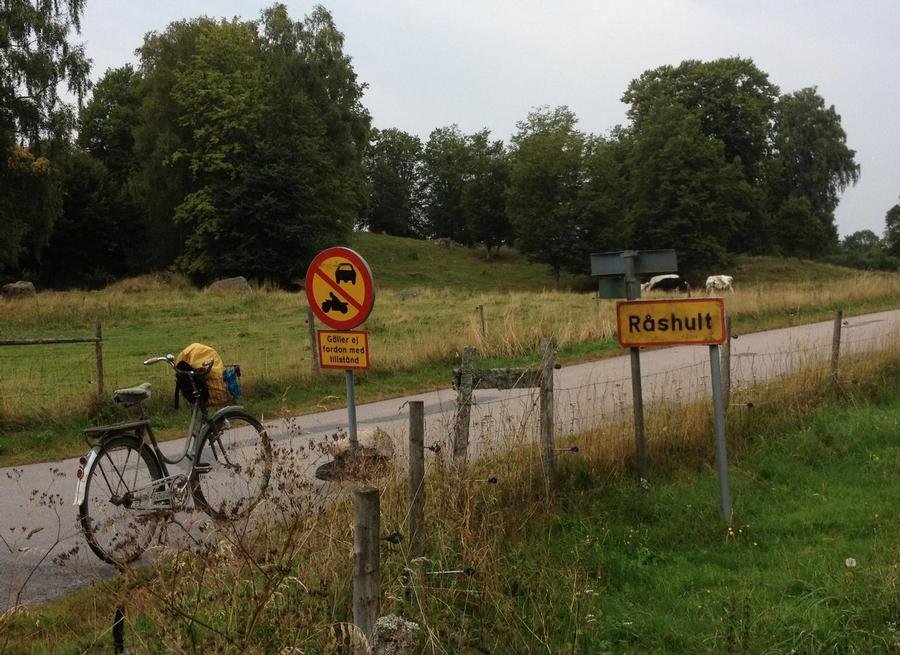 cykel Råshult