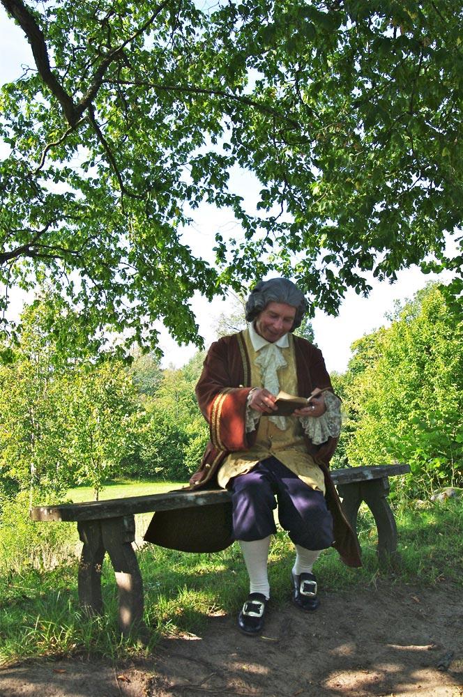 Linné under trädet